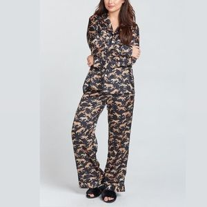 Show Me Your Mumu 2 Piece Paige PJ Mucci Cat